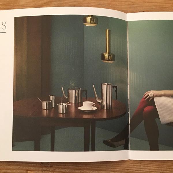 アルネ・ヤコブセンの実験的住宅<キューブフレックス>