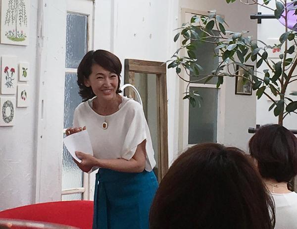 岡田美里さんのイベント