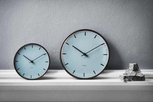 City Hall Wall Clock