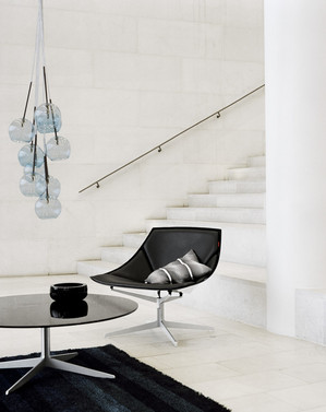 with Space lounge chair in black leather.jpg