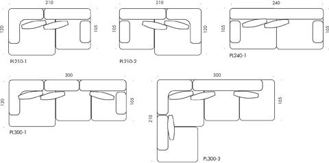 Alphabet Sofa Series|republic Of Fritzhansen Store